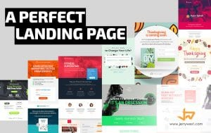 A Perfect Landing Page