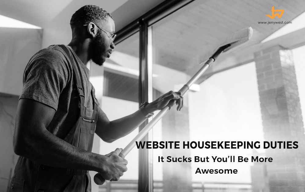 Website Housekeeping